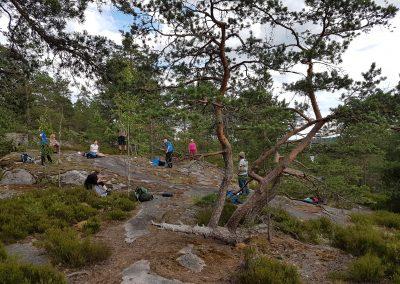 Pitkäjärvi Nuuksio 2